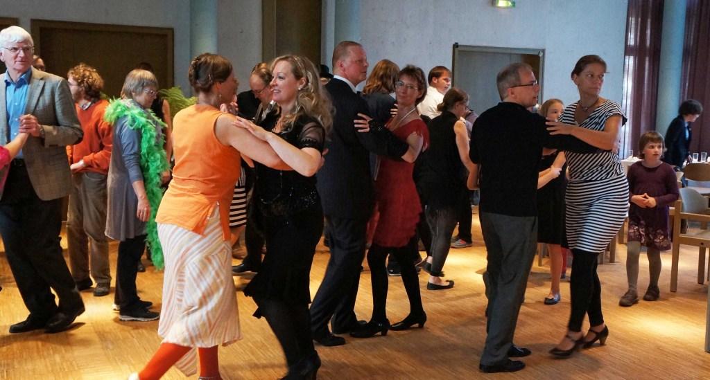 Charleston tanzen