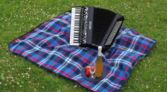 Musikalisches Picknick Treffen
