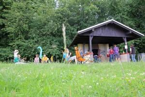 RoBiNet-Sommerpicknick auf dem Wartberg
