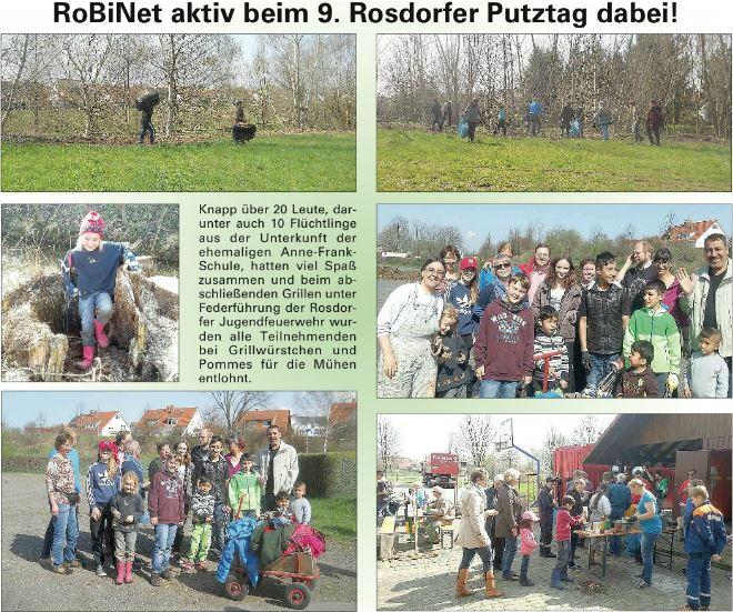 Artikel Rosdorfer Mitteilungen 15-2016