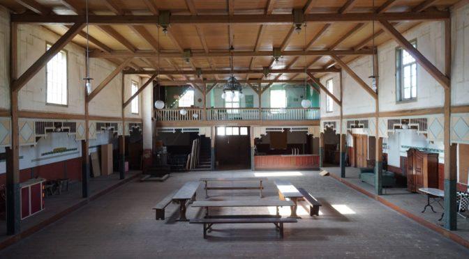 Workshop:  Ideen für die Zukunft des alten Fiegeschen Saals