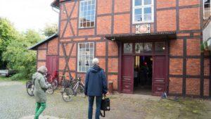 Neue Ideen für ein altes Haus:  Ergebnisse des RoBiNet-Workshops zum Fiegeschen Saal